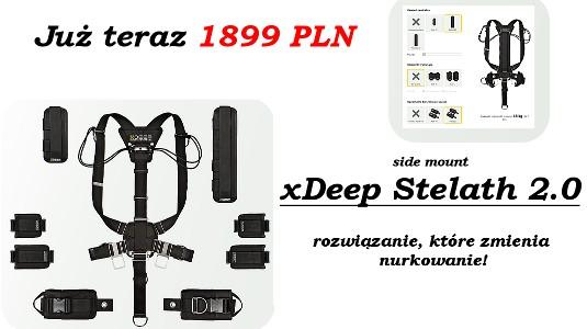 x deep stealth 2.0